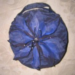 tamburello blu